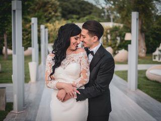 Le nozze di Federica e Pasquale