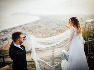Le nozze di Gloria  e Giovanni