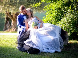 Le nozze di Selena e Mirco