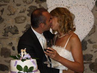 Le nozze di Michele e Gloria Isabella