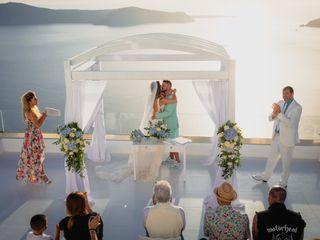 Le nozze di Linda e Morgan 3