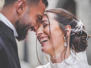 Le nozze di Paola e Raffaele