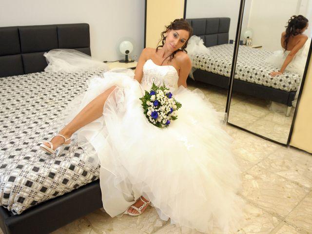 Il matrimonio di Massimiliano e Serena a Brindisi, Brindisi 1