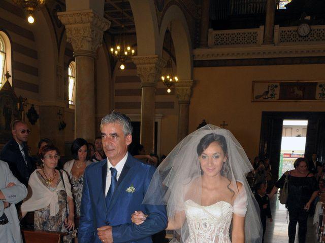 Il matrimonio di Massimiliano e Serena a Brindisi, Brindisi 7