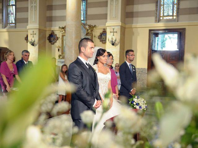 Il matrimonio di Massimiliano e Serena a Brindisi, Brindisi 9