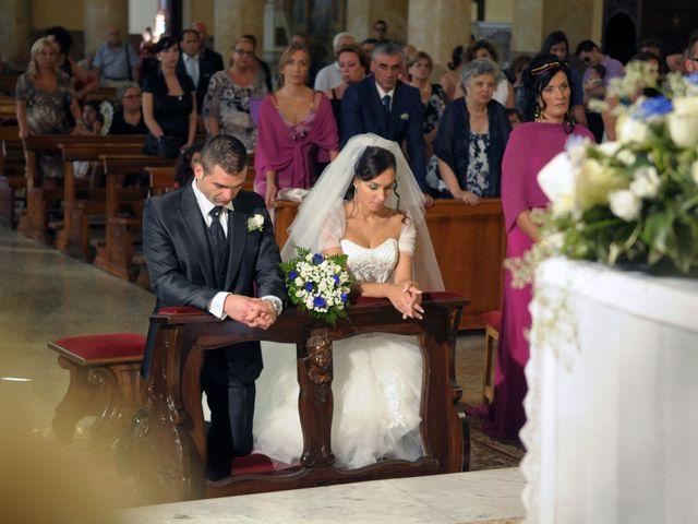 Il matrimonio di Massimiliano e Serena a Brindisi, Brindisi 10
