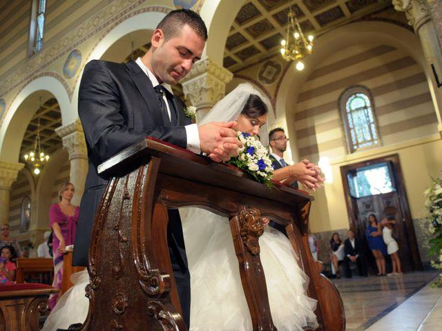 Il matrimonio di Massimiliano e Serena a Brindisi, Brindisi 11