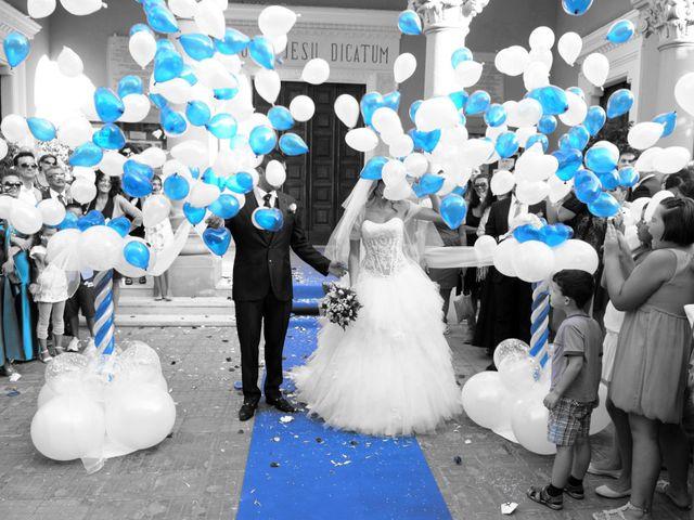 Il matrimonio di Massimiliano e Serena a Brindisi, Brindisi 12