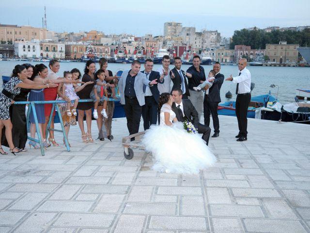 Il matrimonio di Massimiliano e Serena a Brindisi, Brindisi 13