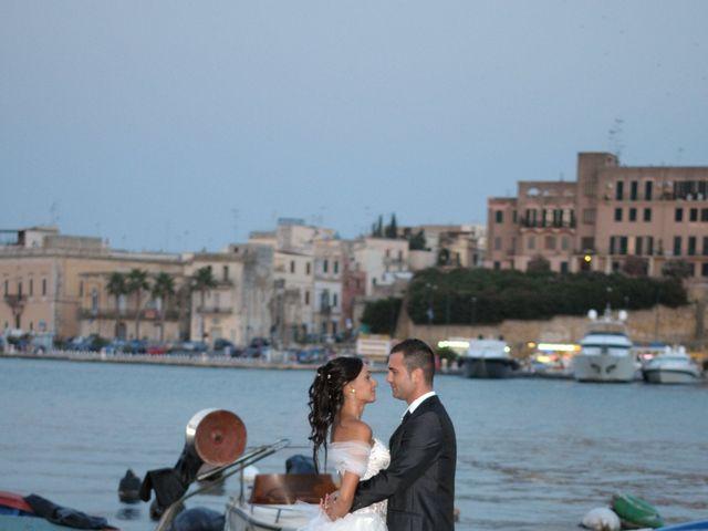Il matrimonio di Massimiliano e Serena a Brindisi, Brindisi 14