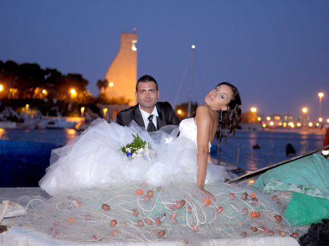 Il matrimonio di Massimiliano e Serena a Brindisi, Brindisi 16