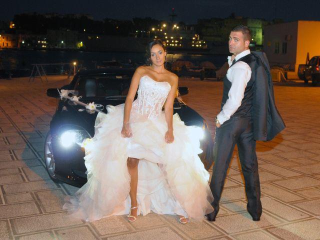 Il matrimonio di Massimiliano e Serena a Brindisi, Brindisi 17