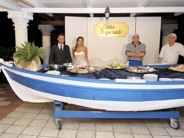 Il matrimonio di Massimiliano e Serena a Brindisi, Brindisi 18
