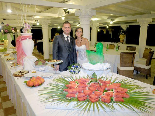 Il matrimonio di Massimiliano e Serena a Brindisi, Brindisi 23