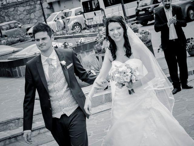 Le nozze di Francesca e Anif