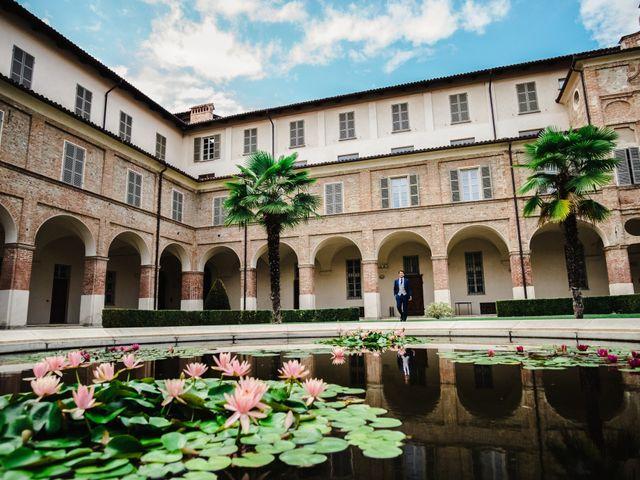 Il matrimonio di Corrado e Didi a Cherasco, Cuneo 3