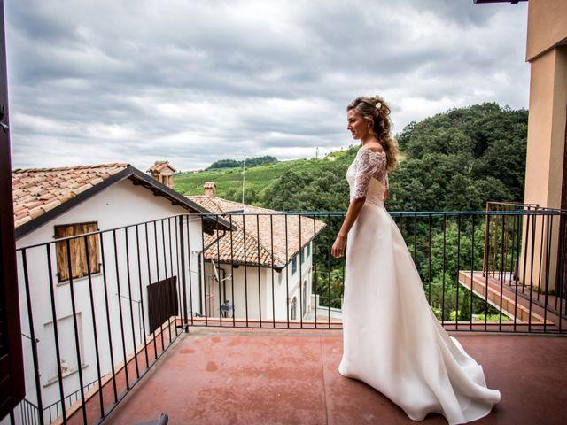Il matrimonio di Corrado e Didi a Cherasco, Cuneo 14