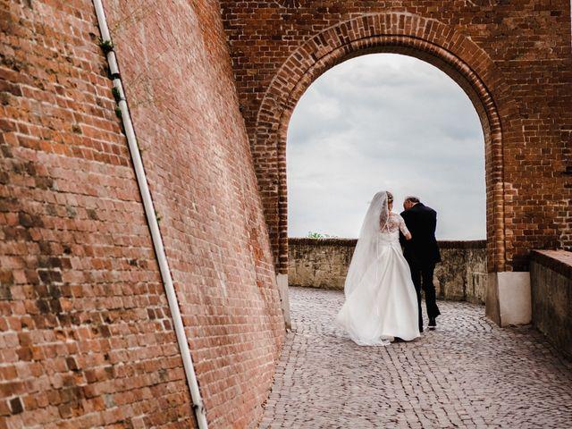 Il matrimonio di Corrado e Didi a Cherasco, Cuneo 17
