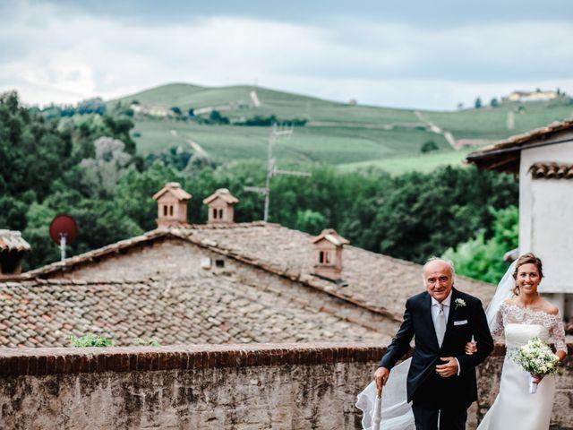Il matrimonio di Corrado e Didi a Cherasco, Cuneo 18