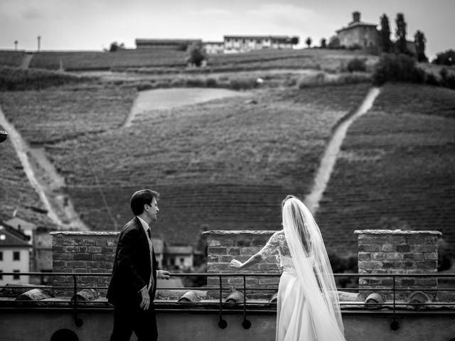 Il matrimonio di Corrado e Didi a Cherasco, Cuneo 34