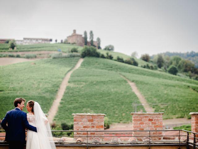 Il matrimonio di Corrado e Didi a Cherasco, Cuneo 35