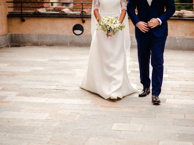 Il matrimonio di Corrado e Didi a Cherasco, Cuneo 36