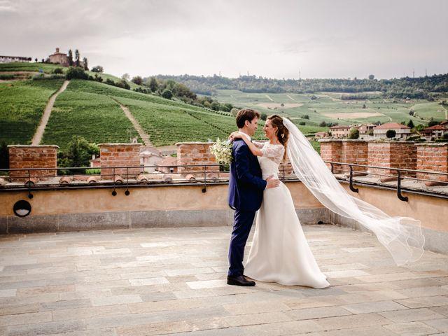 Il matrimonio di Corrado e Didi a Cherasco, Cuneo 37