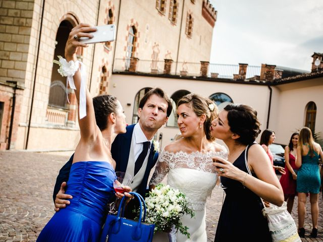 Il matrimonio di Corrado e Didi a Cherasco, Cuneo 38