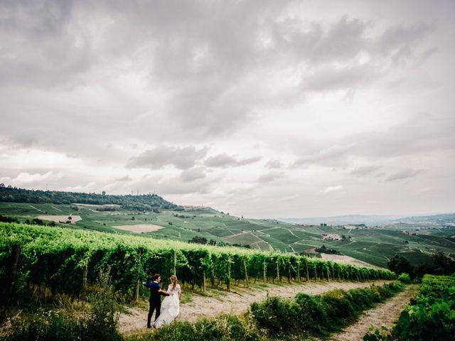 Il matrimonio di Corrado e Didi a Cherasco, Cuneo 40