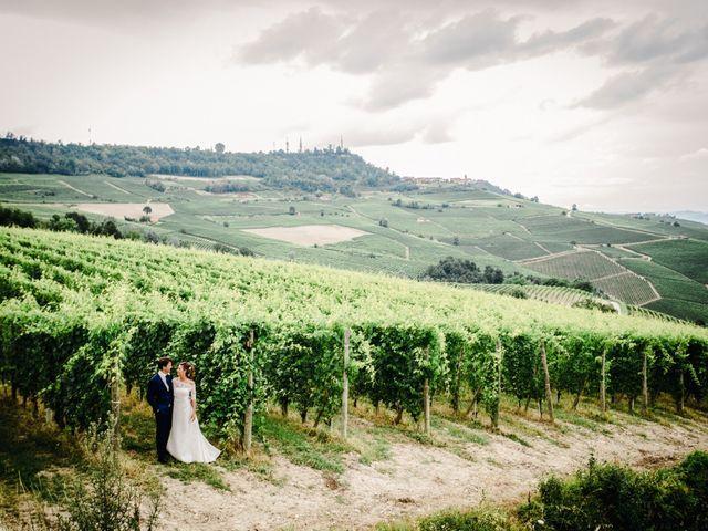 Il matrimonio di Corrado e Didi a Cherasco, Cuneo 43