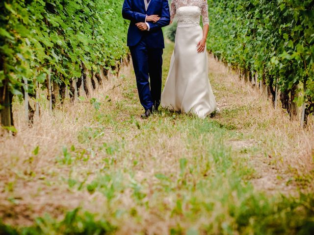 Il matrimonio di Corrado e Didi a Cherasco, Cuneo 44