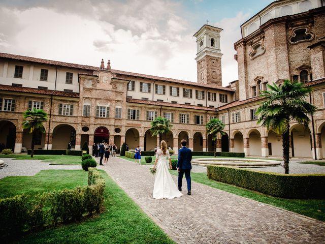 Il matrimonio di Corrado e Didi a Cherasco, Cuneo 45