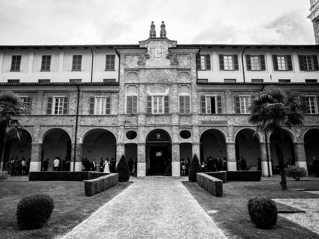 Il matrimonio di Corrado e Didi a Cherasco, Cuneo 48
