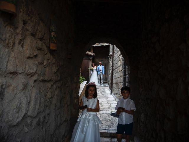Il matrimonio di Manu e Maruxa a Caserta, Caserta 93