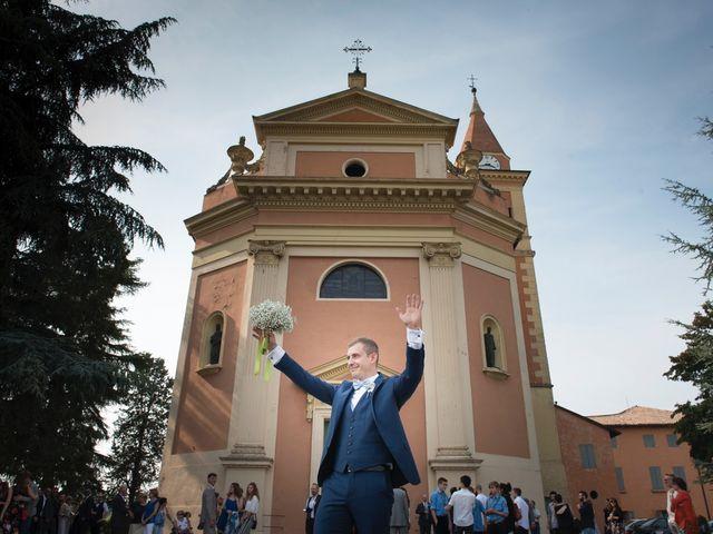 Il matrimonio di Davide e Elena a Reggio nell'Emilia, Reggio Emilia 20