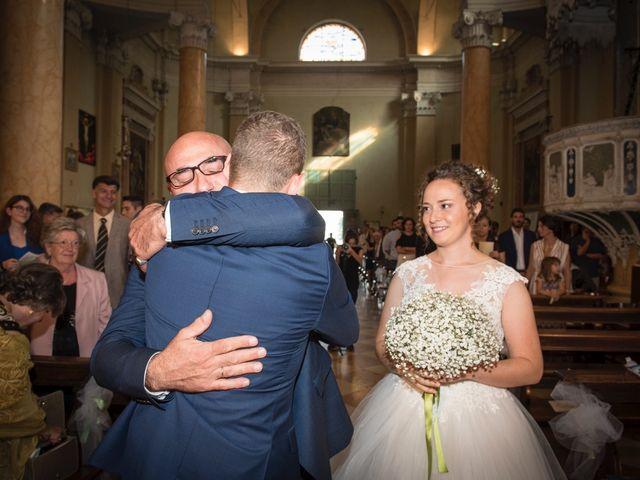 Il matrimonio di Davide e Elena a Reggio nell'Emilia, Reggio Emilia 22