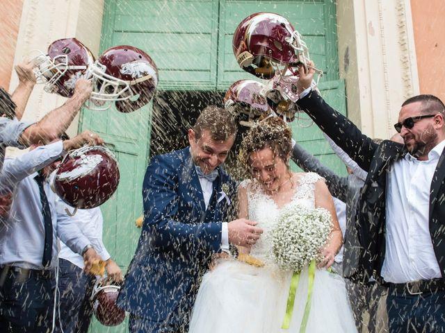 Il matrimonio di Davide e Elena a Reggio nell'Emilia, Reggio Emilia 27