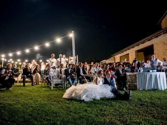 Il matrimonio di Davide e Elena a Reggio nell'Emilia, Reggio Emilia 43