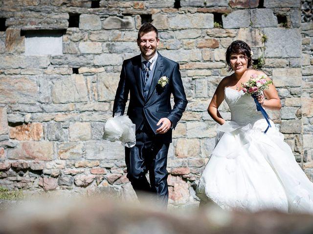 Le nozze di Cinzia e Mauro