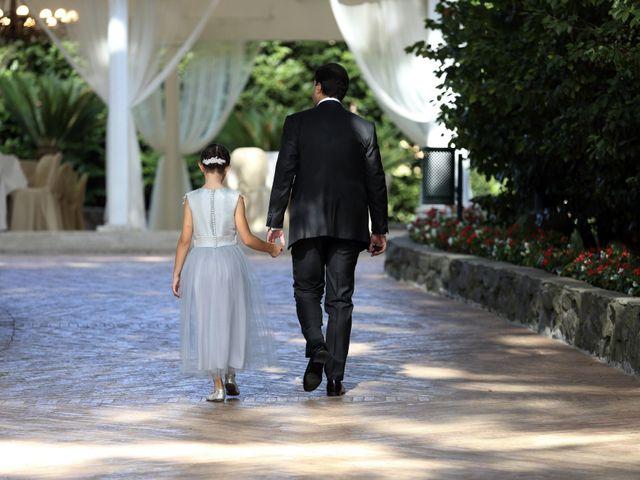 Il matrimonio di Andrea e Ivana a Grottaferrata, Roma 3