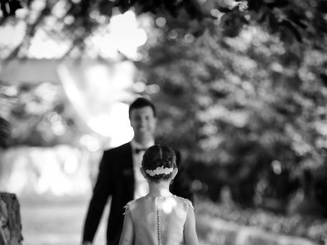 Il matrimonio di Andrea e Ivana a Grottaferrata, Roma 4