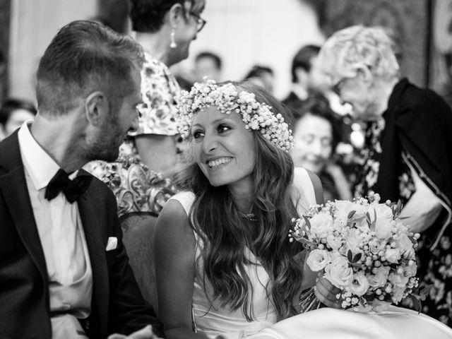Il matrimonio di Matteo e Francesca a Firenze, Firenze 2