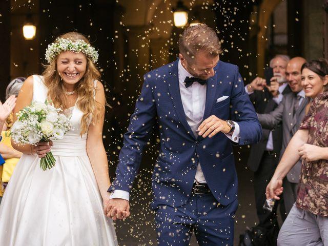 Il matrimonio di Matteo e Francesca a Firenze, Firenze 10