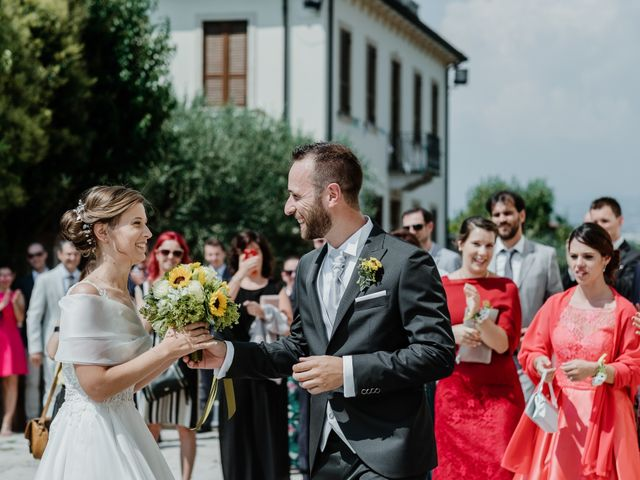 Il matrimonio di Claudio e Silvia a San Bonifacio, Verona 19