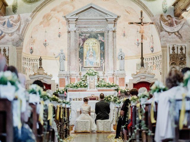 Il matrimonio di Claudio e Silvia a San Bonifacio, Verona 21