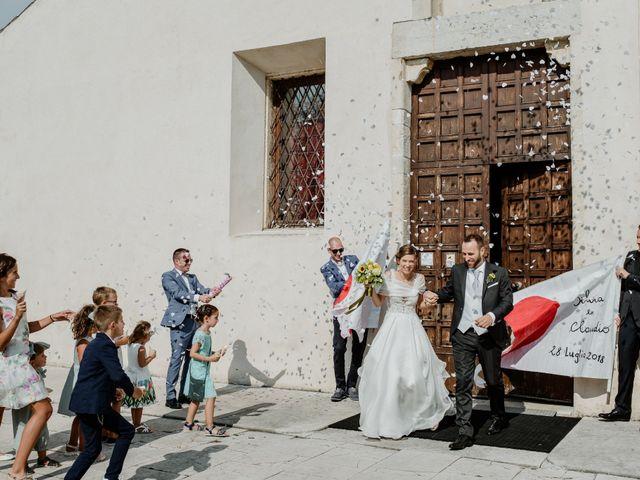 Il matrimonio di Claudio e Silvia a San Bonifacio, Verona 28