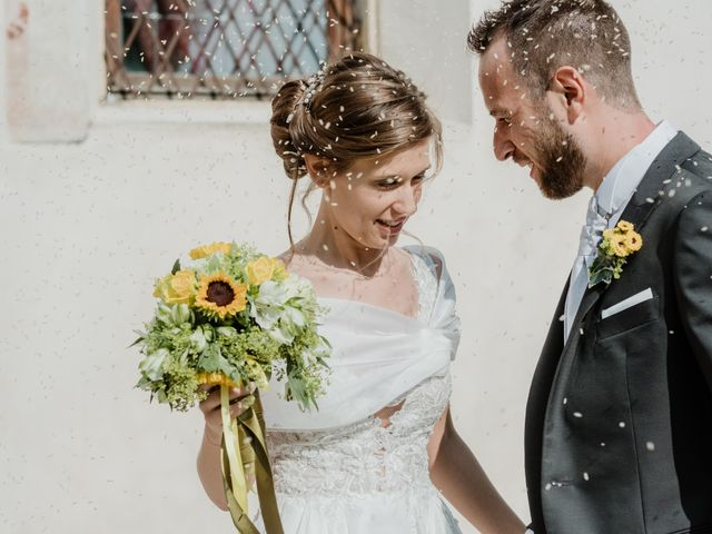 Il matrimonio di Claudio e Silvia a San Bonifacio, Verona 29