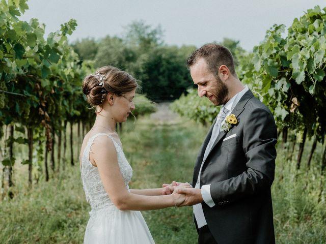 Il matrimonio di Claudio e Silvia a San Bonifacio, Verona 31