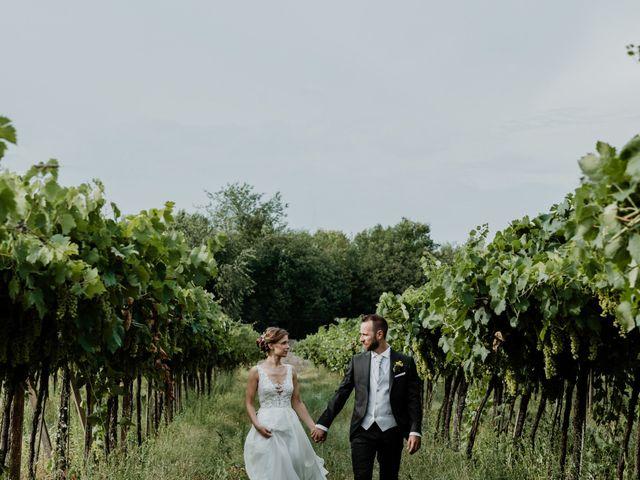 Il matrimonio di Claudio e Silvia a San Bonifacio, Verona 33