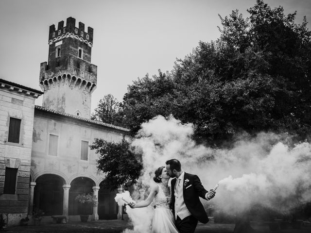 Il matrimonio di Claudio e Silvia a San Bonifacio, Verona 34